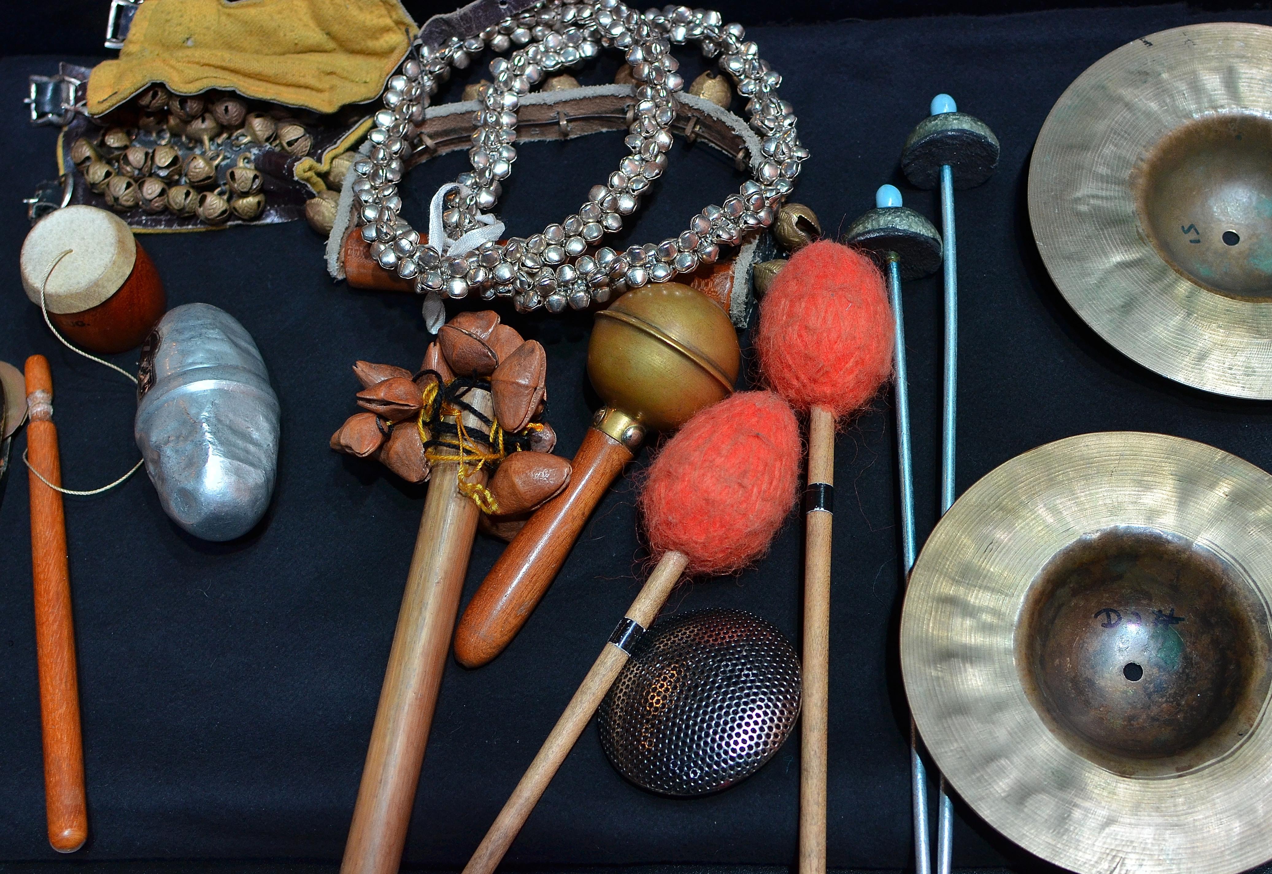 Percussions 1 - Pichène