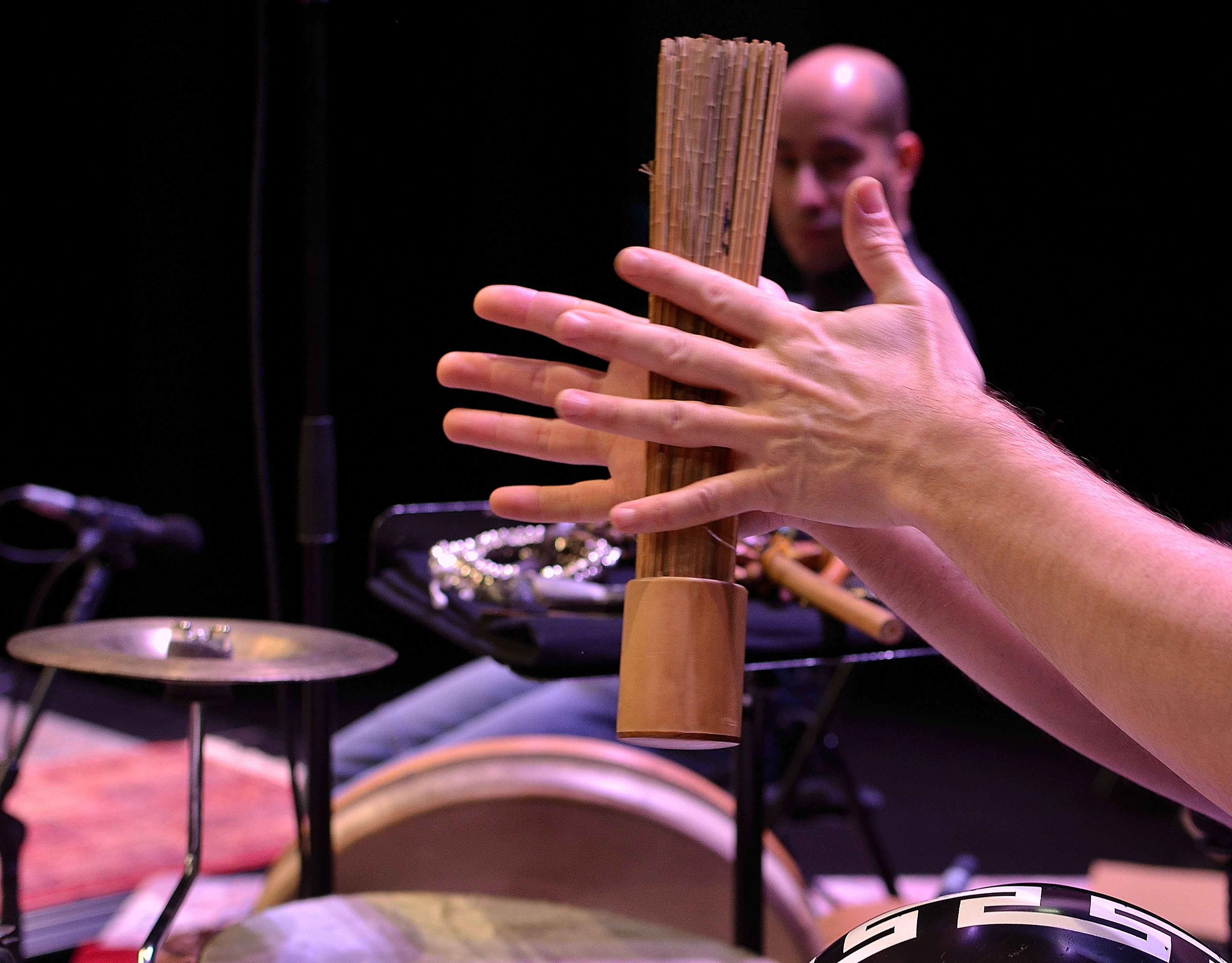 Percussions 4 - Pichène
